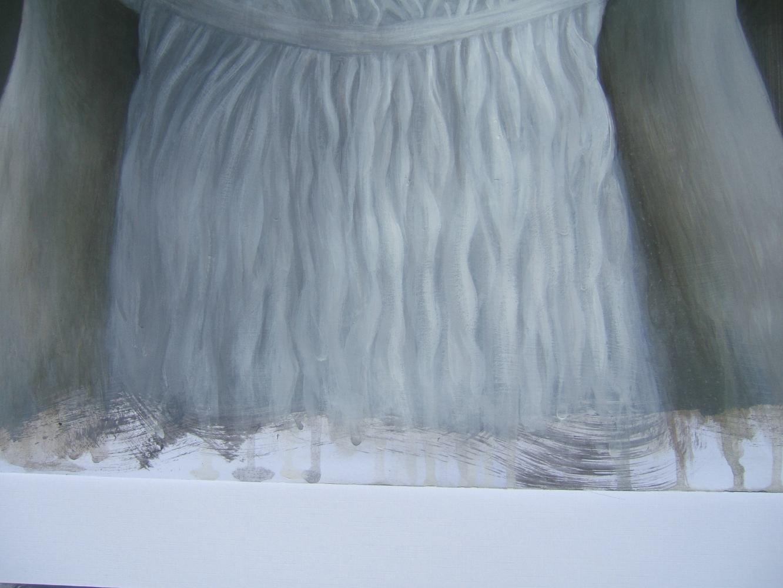 Marie - detail: skirt